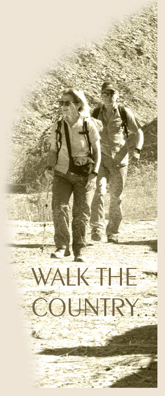 Walk The Country :: Rajasthan - Trekking - Hiking - Walking